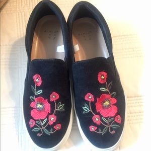 A New Day Platform Slip On